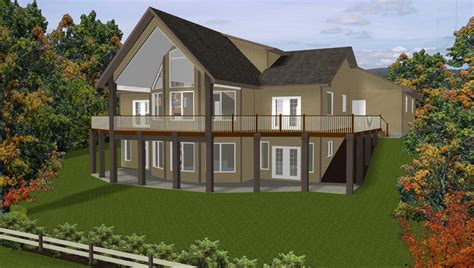 daylight basement home plans image detail for daylight basement house plans daylight