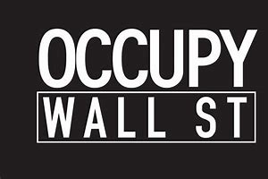 Image result for logo occupy wall street