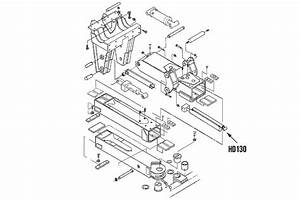 Underlift Hydraulics