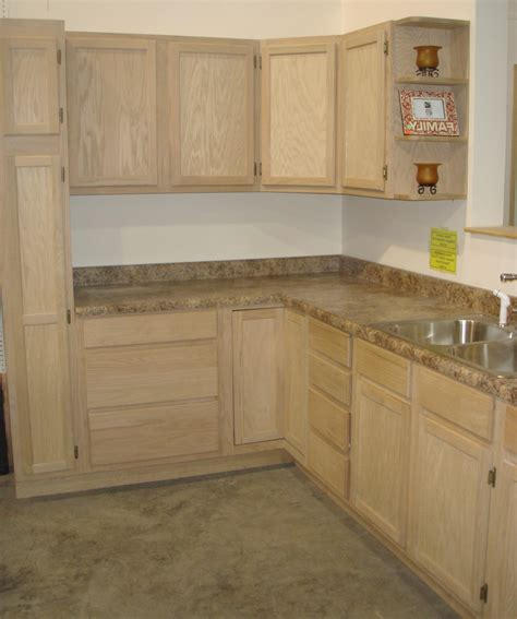 Inspirational Cheap Unfinished Cabinets For Kitchens  Gl