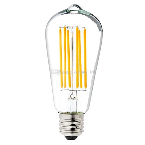 vintage led filament bulb 4w 6w ultra warm white