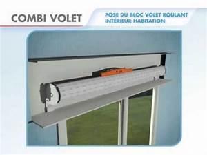 Volet roulant electrique filaire pose traditionnelle for Volet roulant electrique