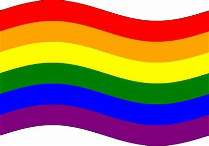 Rainbow Flag Pride Vertical Animated Colors Archive