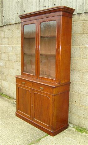 4 Ft Wide Bookcase by Antique Furniture Warehouse Antique Mahogany