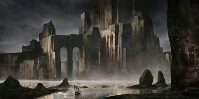 King Fortress Castle Arthur Ancient Lost Deviantart