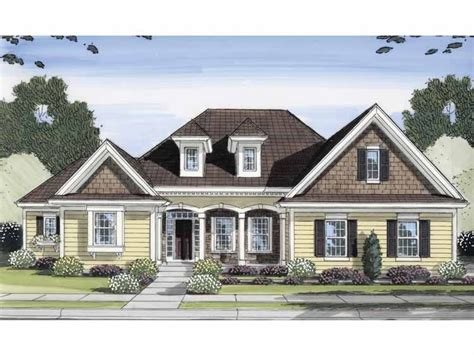Traditional Style House Plan 4 Beds 2 5 Baths 2591 Sq/Ft