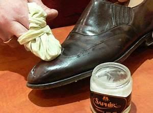 Cirer Des Chaussures : comment cirer chaussures en cuir ~ Dode.kayakingforconservation.com Idées de Décoration