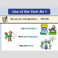 Verb To Be (b