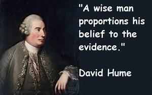David Hume'... Hume Quotes