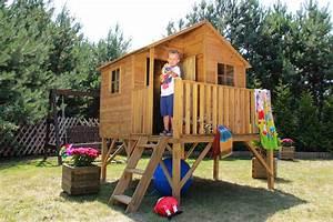 Bauanleitung Spielhaus Holz : baumotte spielhaus holz kinderspielhaus max spielhaus holz kinderspielhaus max ~ Michelbontemps.com Haus und Dekorationen