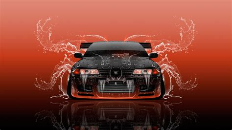 Skyline Tattoo nissan skyline gtr  jdm front super water car 3840 x 2160 · jpeg