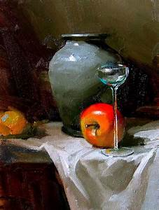 267 best still life paintings images on Pinterest | Oil ...