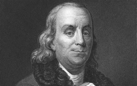 What Was Benjamin Franklin's Daily Routine?