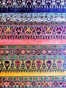 Trippy Hippy Daydream, Hippy patterns