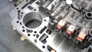 Allison 3000 Series Automatic Transmission Turbine Speed