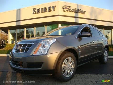 cadillac srx fwd  mocha steel metallic photo