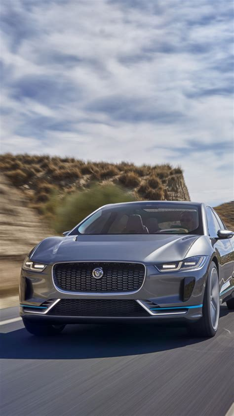 wallpaper jaguar  pace electric sports cars crossover