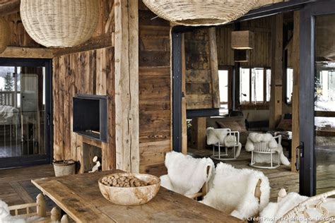 canapé avec coussin chalet les plus belles idées déco à s 39 approprier