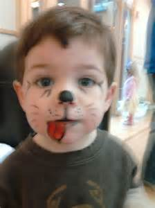 Easy Face Painting Designs for Kids