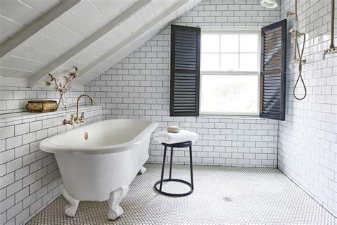 bathroom subway tile ideas  homes gardens