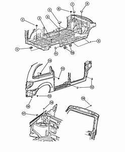 2003 Dodge Grand Caravan Plug   Oval  Up To 1