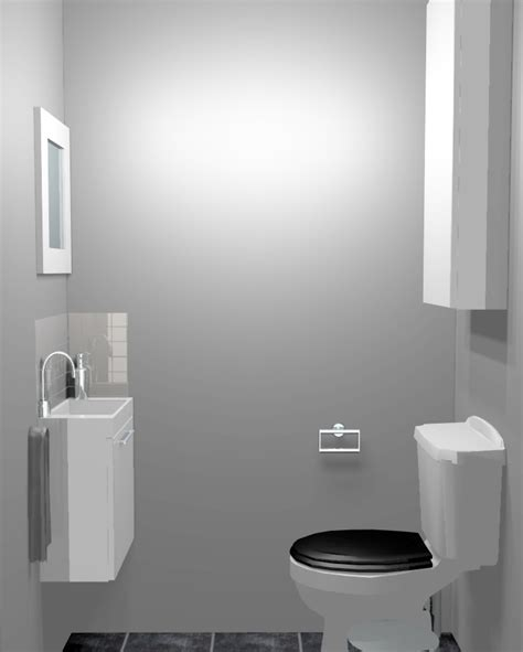 idee deco toilette en gris d 233 co wc gris exemples d am 233 nagements