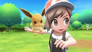 'Pokémon' Comes To The Switch With 'Pokémon: Let's Go ...