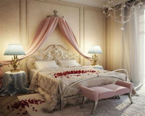theme chambre adulte la deco chambre romantique 65 idées originales