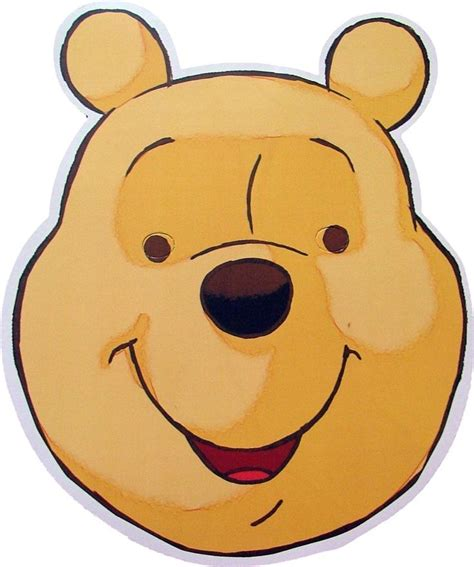 Winnie The Pooh Cake Template by 8 Best Images About On Models