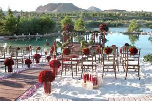 las vegas outdoor weddings six tips for planning a successful outdoor wedding las vegas wedding