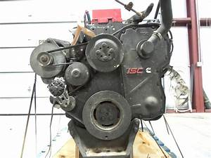Rv Chassis Parts Used Cummins Engine For Sale