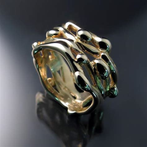 forma organic ring zoran designs jewelry