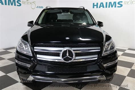 We analyze millions of used cars daily. 2014 Used Mercedes-Benz GL-Class 4MATIC 4dr GL 450 at Haims Motors Hollywood Serving Fort ...