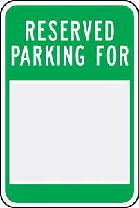 reserved parking signs pictures to pin on pinterest With reserved parking signs template