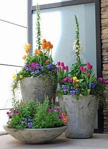 Comment Remplir Une Grande Jardinière : jardini re balcon 50 photos pour choisir la jardini re id ale ~ Melissatoandfro.com Idées de Décoration
