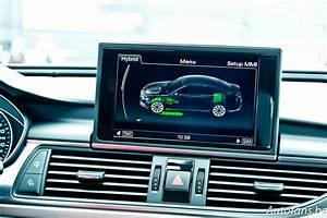 Audi A6 Hybride : rij impressie audi a6 hybrid autofans ~ Medecine-chirurgie-esthetiques.com Avis de Voitures