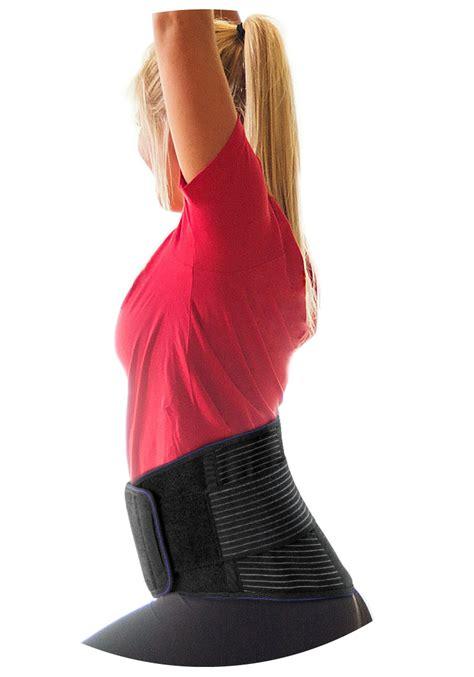 Popular Design Simple Metal Adjustable Back Brace Support ...