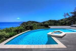 Piscine A Débordement : piscine beton arme debordement ~ Farleysfitness.com Idées de Décoration