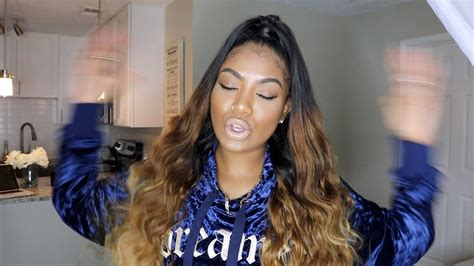Half Up Half Down  Natural Hair (first Time) ft. Beautyforever Layered Hair More Volume Hairstyles After Extensions Similar To Dreads How Do A Messy Hairstyle Diy Product Organizer Ombre Haircut Tumblr Youtube For Wet Color Younger Look