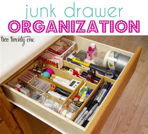 how to organize kitchen drawers junk drawer organization 7299