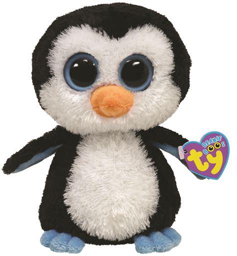 kuscheltiere waddles pinguin beanie boos