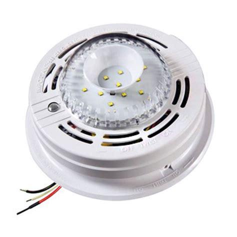 smoke detector red light solid green or red light flashing on kidde carbon monoxide