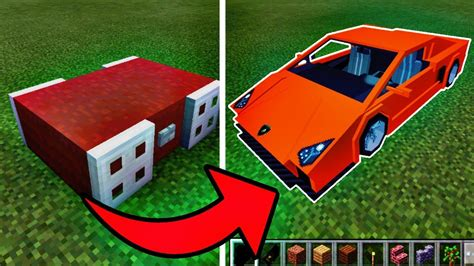 minecraft working car how to make a working car in minecraft pocket edition
