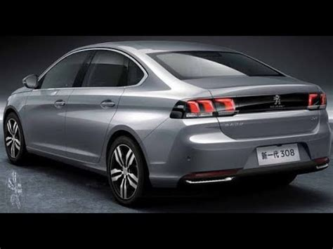 Peugeot Modelle 2019 by 2019 New Peugeot 308 Review New Look Model