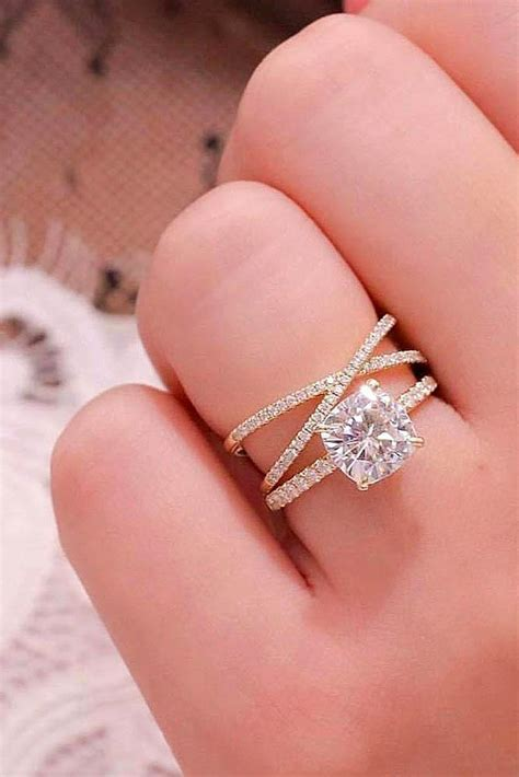 36 uncommonly beautiful diamond wedding rings oh so