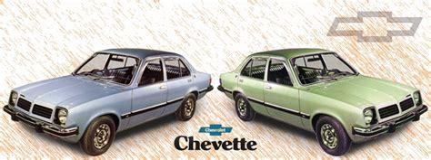 Sands Chevrolet Parts by Chev Chevette