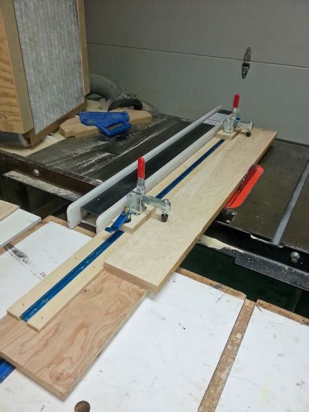 table  jigs woodworking talk woodworkers