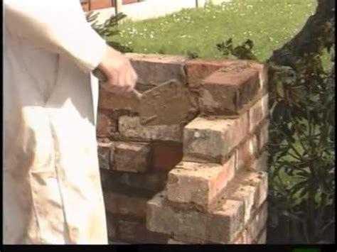 build  brick braai  barbeque youtube