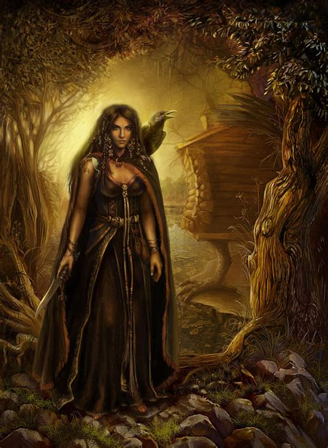 pictures of witch tower of the archmage sunday inspirational image the witch by ines ka