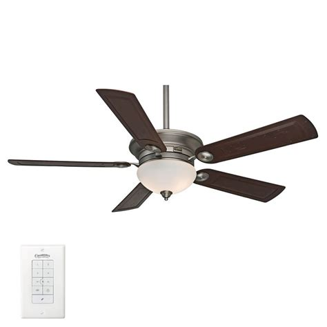 casablanca ceiling fan light kit casablanca 59062 antique pewter whitman 54 quot 5 blade
